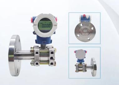 用于腐蚀性介质测量-单法兰智能压力变送器
